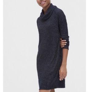 Gap Cowl Neck Sweater Dress